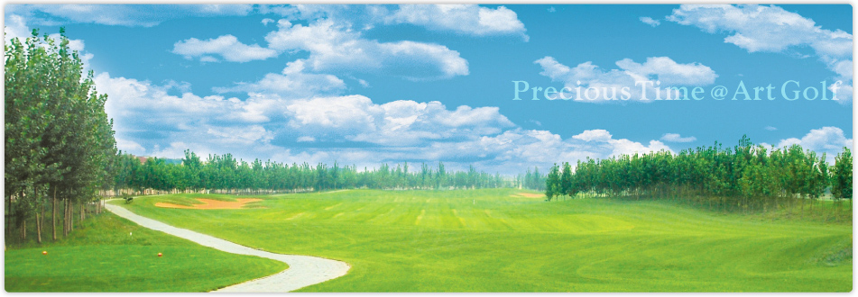 Precious Time @Art Golf